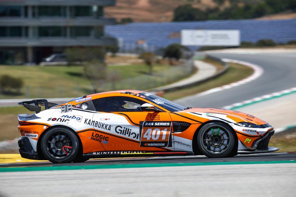 PROsport Racing - Aston Martin Vantage GT4
